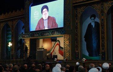 Hizbullah feels pressure of sanctions: analysts