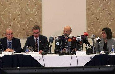 طرح اردن پاسخ جامع به بحران سوریه در سال 2019