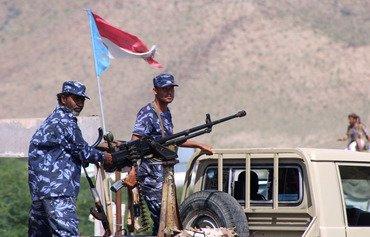 القاعدة تنصب كمينا للقوات اليمنية في حضرموت