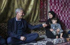 Aide de l'ONU et des organisations syriennes aux revenants
