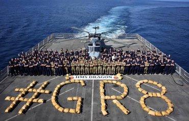 فرقة العمل المشتركة 150 تعزز الأمن البحري الإقليمي