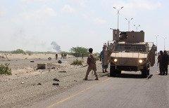 ضبط مخزن أسلحة تابع للقاعدة في أبين باليمن