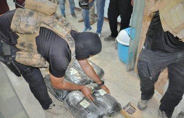 الميليشيات المدعومة من إيران تسهل تجارة المخدرات في العراق