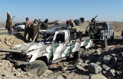 Les Yéménites appellent à la guerre contre les extrémistes à al-Bayda