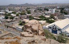 یک زرادخانه اسلحه القاعده در منطقه خنفر یمن توقیف شد