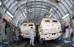 قطر و ایالات متحده به کارگیری سیستم توپخانه سریع را به نمایش گذاشتند