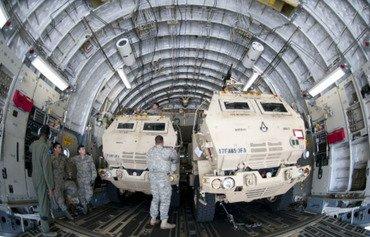 Qatar, US demonstrate rapid artillery system deployment