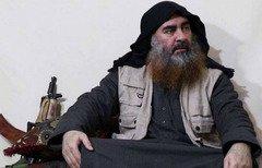 زعيم داعش يشير للهزيمة في سوريا في أول فيديو منذ خمس سنوات