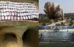 نیروهای مصری در برابر افراط گرایان در سیناء پیروزی هایی کسب کردند