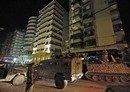 مهاجم منفرد يقتل أربعة من القوات الأمنية في طرابلس بلبنان