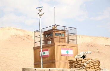 Lebanese army tackling complexity of securing border with Syria
