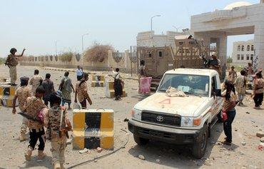 الداخلية توجه امن محافظة ابين برفع الجاهزية إثر هجمات بالعبوات الناسفة