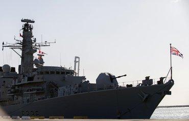 بریتانیا می گوید که ایران سعی کرد «مانع» عبور تانکر بریتانیایی در منطقه خلیج شود