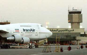 Déclin d'Iran Air en raison des sanctions