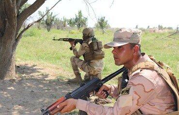مقتل 7 عناصر من داعش واعتقال 8 في عمليات أمنية للقوات العراقية
