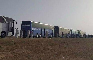 الحرس الثوري الإيراني يسعى لفتح طريق برية عبر البوكمال