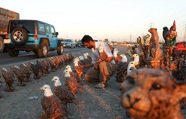 Acculés par les sanctions, les Iraniens cherchent des emplois dans la région kurde d'Irak