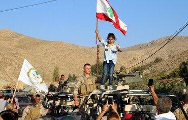 توقيف أرملة عنصر بداعش على الحدود السورية-اللبنانية