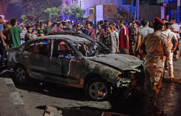 Deadly Cairo blast caused by explosives-packed car