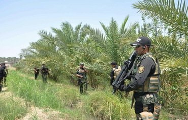مقتل أربعة من عناصر داعش في إطار حملة 'إرادة النصر'