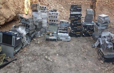 إسكات الآلة الإعلامية لداعش مع تقلص قدرات التنظيم