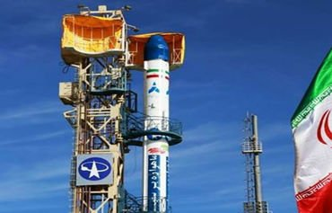 Iran space programme conceals missile development: US