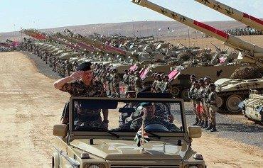 Les forces armées renforcées par l'exercice Eager Lion
