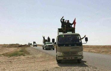 الحرس الثوري الإيراني يستغل الحرب السورية لإنشاء خطوط تهريب عبر دير الزور