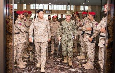 ایالات متحده و عربستان سعودی پس از حمله به تاسیسات نفتی درباره دفاع دریایی گفتگو می کنند