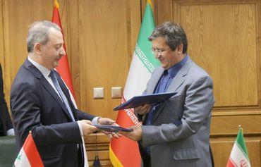 إيران وسوريا تحاولان التحايل على العقوبات بواسطة مصرف مشترك