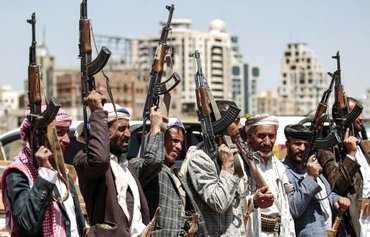 IRGC armed, trained Houthis from the outset