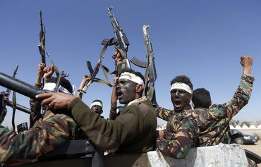 Iran-backed Houthis increase recruitment of child soldiers