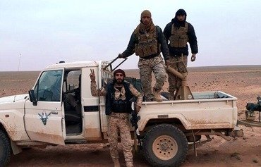 Syrian opposition group scores success against ISIL in al-Hamad desert