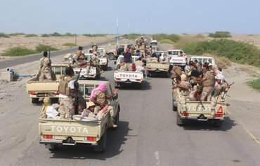 Hadramaut forces capture al-Qaeda leaders
