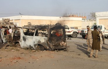 Hadramaut force on guard against al-Qaeda