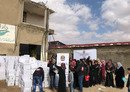 UAE distributes aid to Syrian refugees in Lebanon