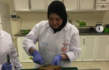 UN project helps Lebanese, Syrian women work