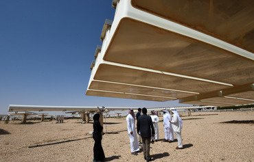Oil to solar: Saudis push to be renewable energy powerhouse