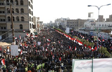 Houthis consolidate control of state institutions