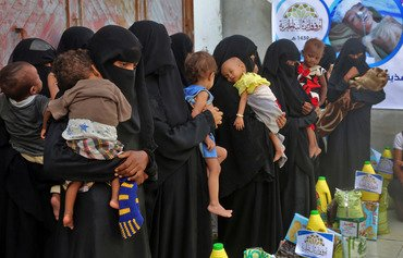 Houthis seek to gain control of zakat funds