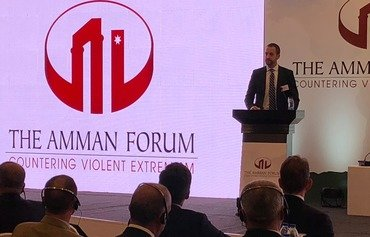 Amman forum calls for ideological warfare against ISIS