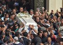 Angry Copts mourn Egypt bus attack victims