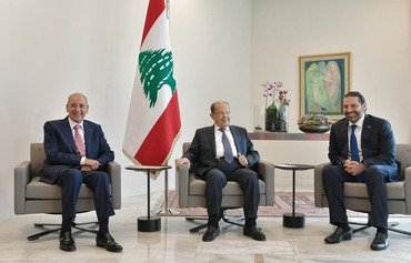 Lebanese politicians accuse Hizbullah of impeding cabinet formation