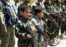 Houthis use Martyrs' Day to indoctrinate children