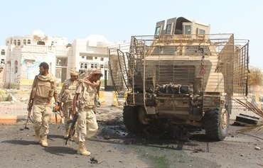 Yemeni forces capture al-Qaeda training camp