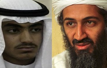 US offers up to $1 million reward for information on Hamza bin Laden