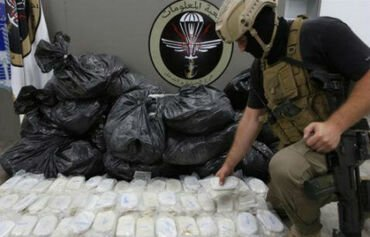 Hizbullah involved in Captagon manufacture, smuggling