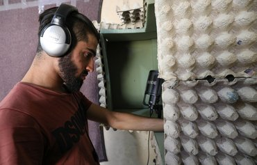 Syrian rapper shines light on Idlib's troubles