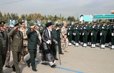 Khamenei calls on IRGC to 'expand the resistance'
