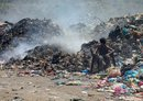 Garbage crisis brings cholera to Yemen's historic Taez